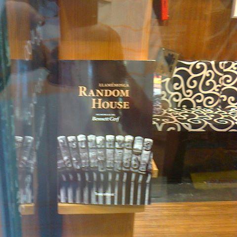 Llamémosla Random House en Librería Cámara