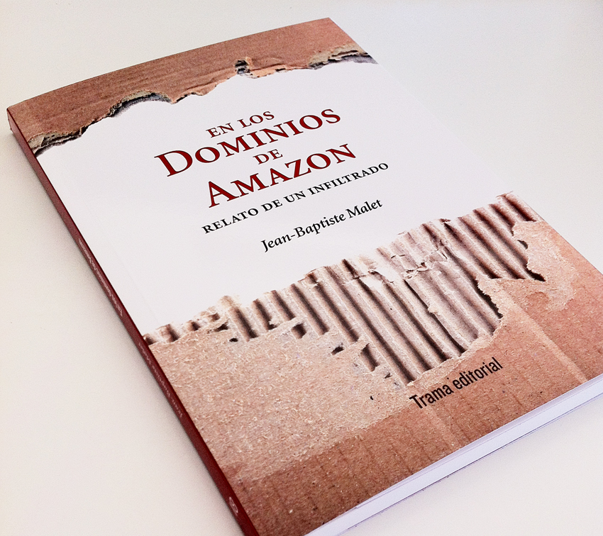 Cuanto más conozco a Amazon más valoro el trabajo de la edición y la librería independiente. Bernat Ruiz