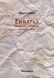 El prurito de un Editor. Erratas, de Marco Cassini por Marta Magariños