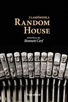 Santiago Pajares sobre Llamémosla Random House
