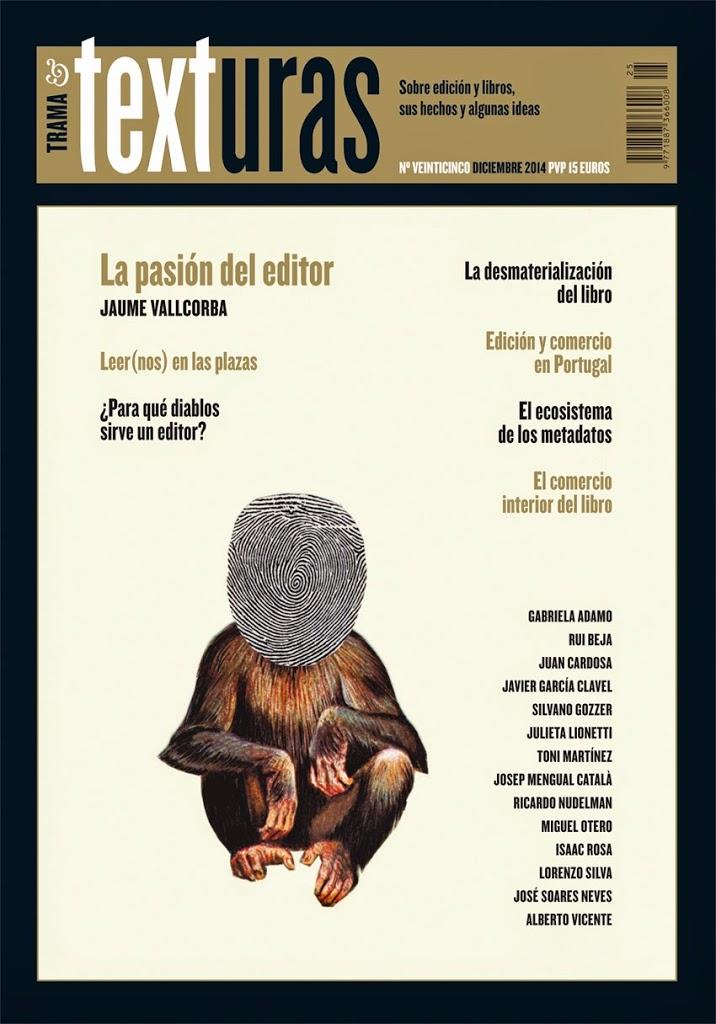 Trama&TEXTURAS 25 ya en circulación en papel y en digital