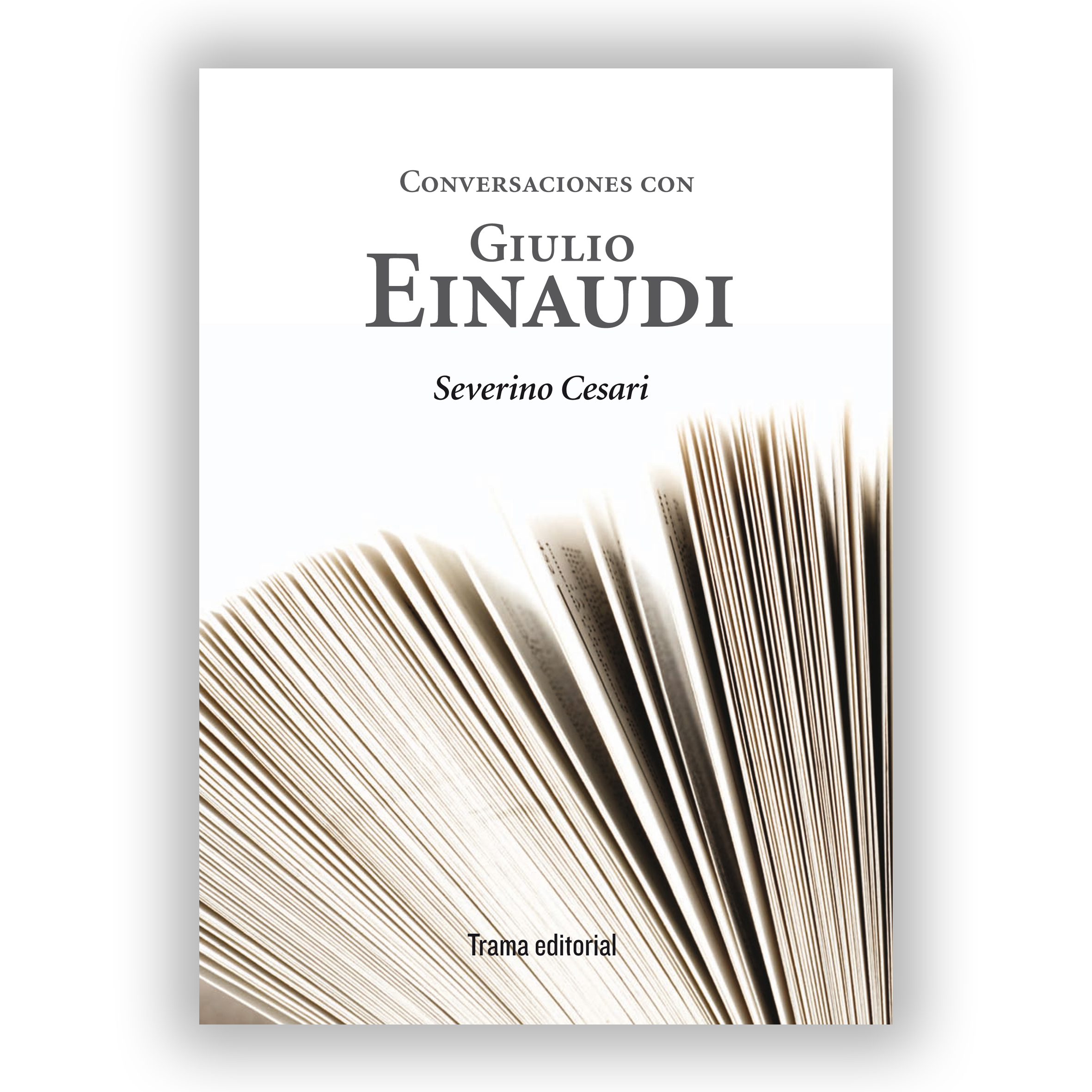 Reseña de Conversaciones con Giulio Einaudi en Libros, instrucciones de uso