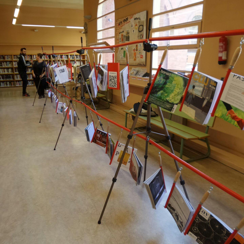 Revista Texturas se va de excursión a Valladolid y al Liber