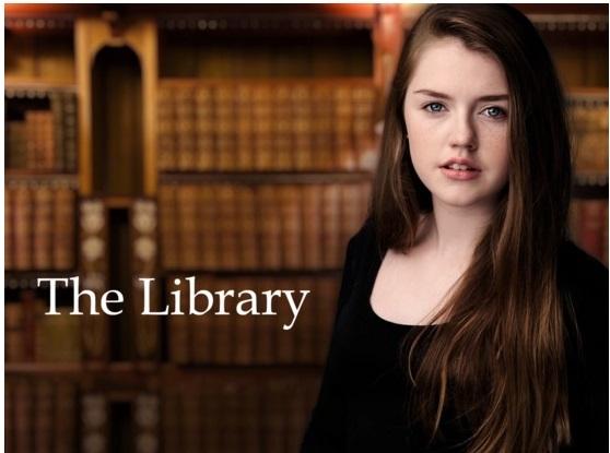 La biblioteca. Un cortometraje de Jason LaMotte