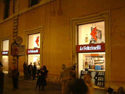 La librería es la plaza cultural de la ciudad. Entrevista a Carlo Felrinelli