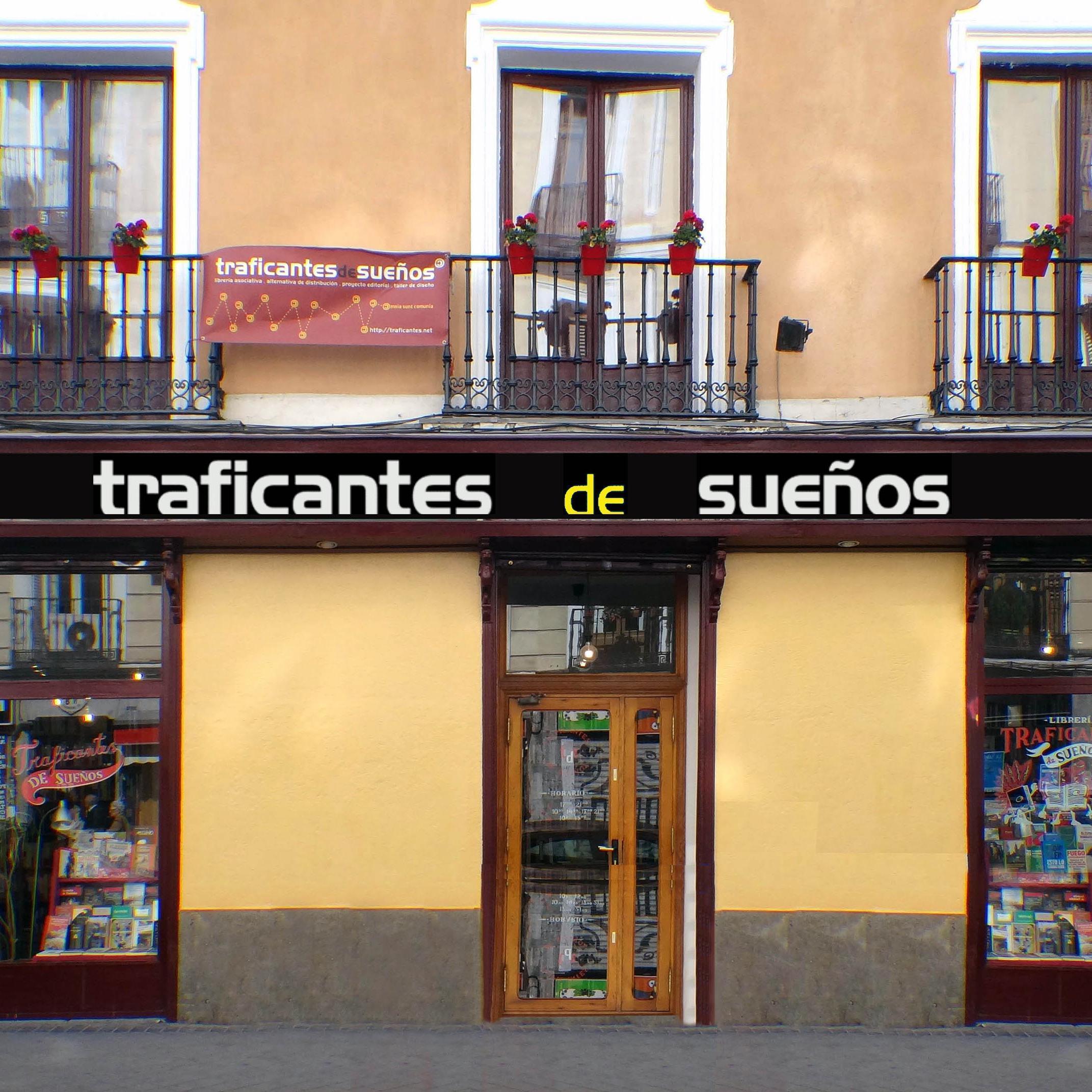 Traficantes de sueños. Premio Librería Cultural 2015