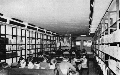 La primera vez que pisé una biblioteca. Elena Rius