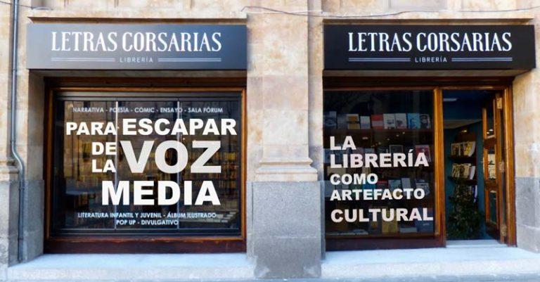 Letras corsarias en Texturas