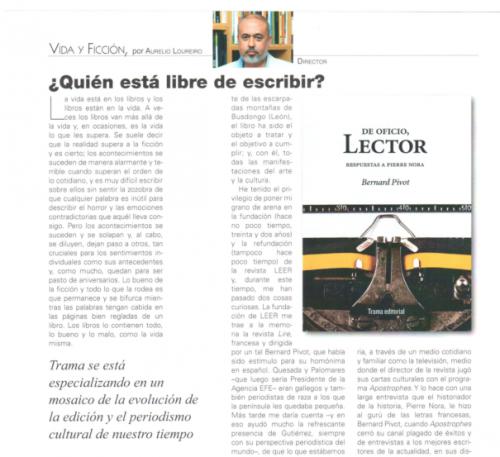 Loureiro_Deoficiolector_RevistaLeer