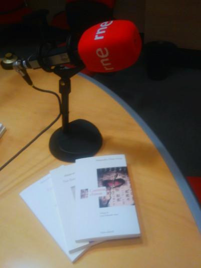 Cuentos a medianoche. Alejandra Díaz Ortiz en La Buhardilla de Radio 5