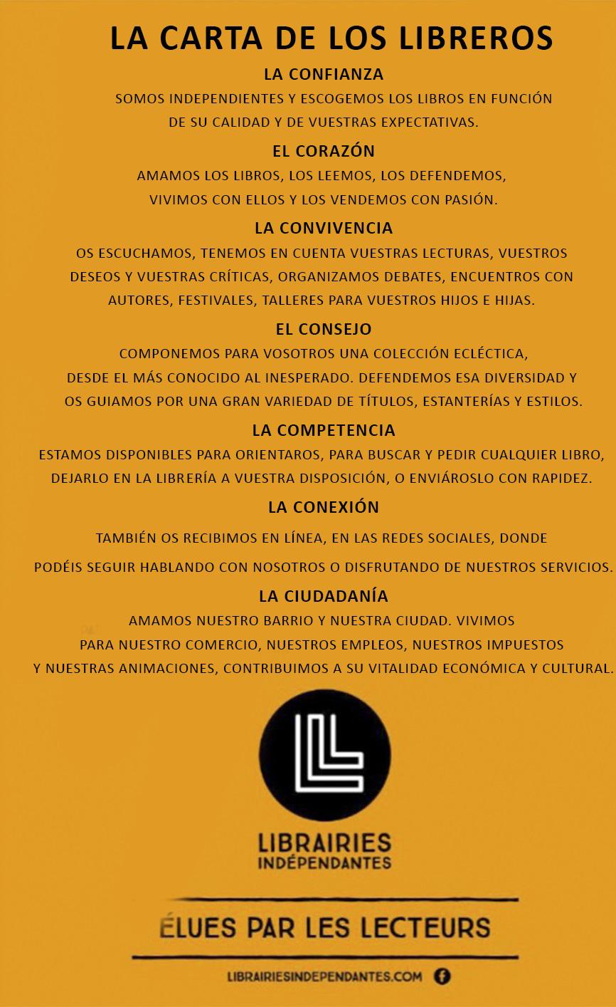 Manuel Ortuño, editor de Trama editorial se adhiere a la campaña Libreros independientes… los compañeros soñados. ¿Te unes?