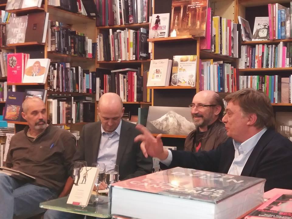 Entrevista en eldiario.es a José Antonio Blanco 'Perroantonio' autor de Te voy a hacer una autocrítica. Aitor Guenaga