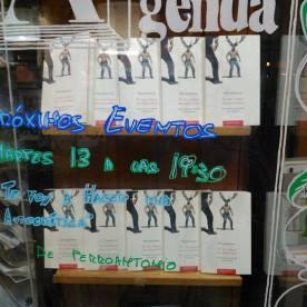 Y de Vitoria... nos fuimos con Perroantonio a Bilbao
