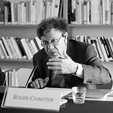 Roger Chartier o las divergencias entre las culturas impresa y digital. Entrevista en Confabulario