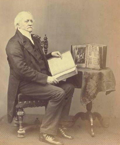Thomas Phillipps, el hombre que intentó tener todos los libros del mundo. Alejandro Gamero en La piedra de Sísifo