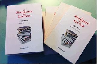El síndrome del lector de Elena Rius. Reseña de Alejandro Gamero