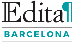 Edita Barcelona 2017. Del 5 al 7 de julio