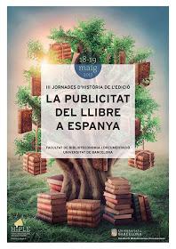 18-19 Mayo. III Jornades d'història de l'edició: La publicitat del llibre a Espanya