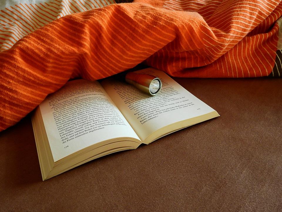 Leer en la cama. Elena Rius