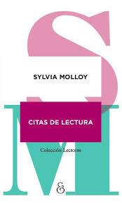Silvia Molloy. Citas de lectura. Ampersand