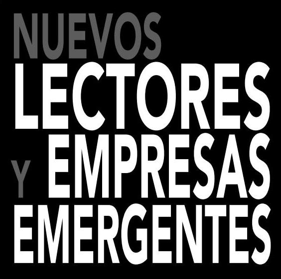 Nuevos lectores y empresas emergentes. Fundación Germán Sánchez Ruipérez