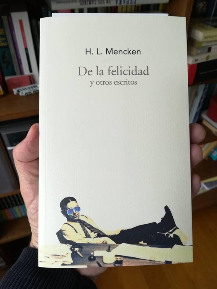 De la felicidad y otros escritos de H.L. Mencken. La mirada de Josean Blanco, alias Perroantonio