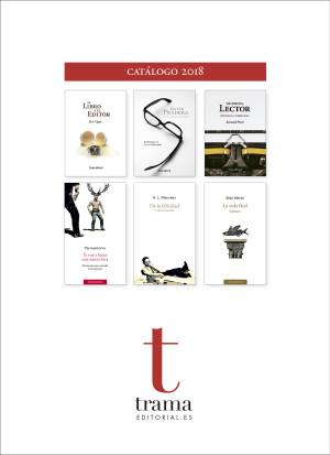Catálogo Trama editorial