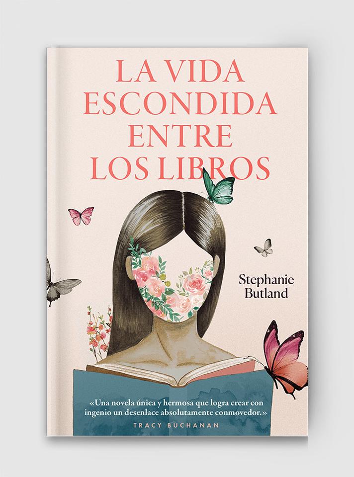 La vida escondida entre los libros. Stephanie Butland. Lince ediciones