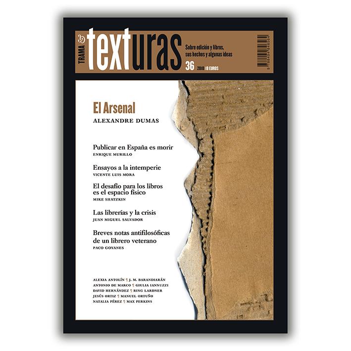 Texturas. Descubriendo la librería como proyecto de vida. Re-Read Bilbao