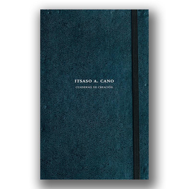 Itsaso A. Cano. Cuaderno de creación