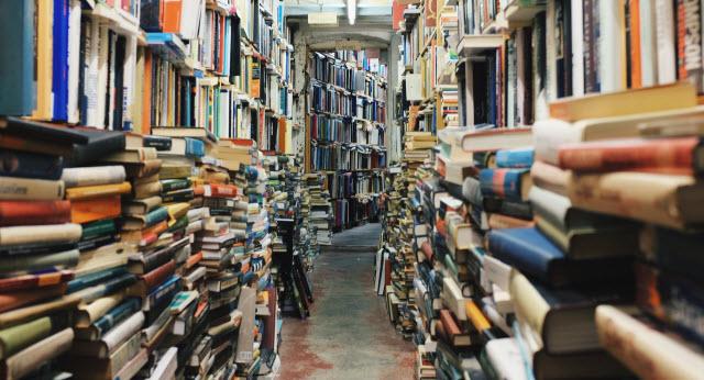 Los autores recibirán por primera vez derechos de autor por sus libros de segunda mano