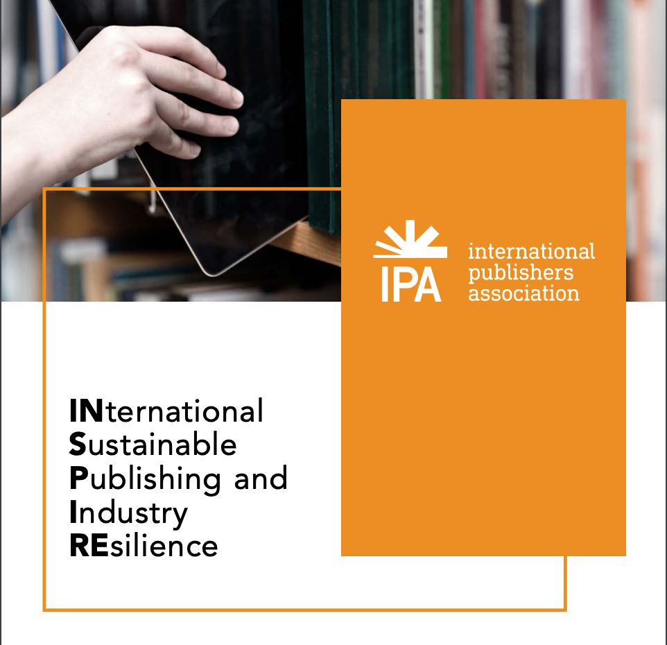 International Sustainable Publishing and Industry Resilience Charter
