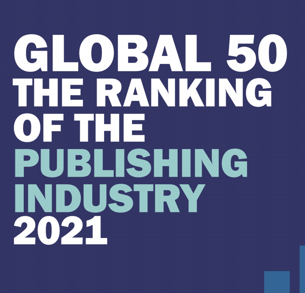 Global 50 The World Ranking of the Publishing Industry 2021